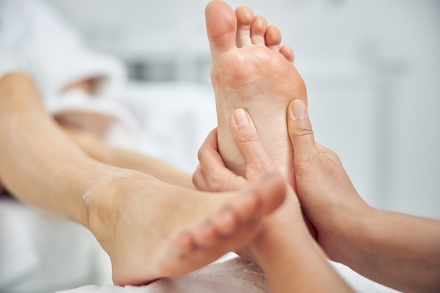 Seminar Fuß-Reflexzonen Massage